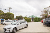 Car parking available at The Woods Medical Centre & Skin Cancer Clinic Scarborough Perth WA