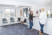 Patients enjoying the personal service at The Woods Medical Centre & Skin Cancer Clinic Scarborough Perth WA.
