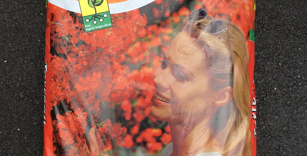 Terreau 45 l toutes fleurs