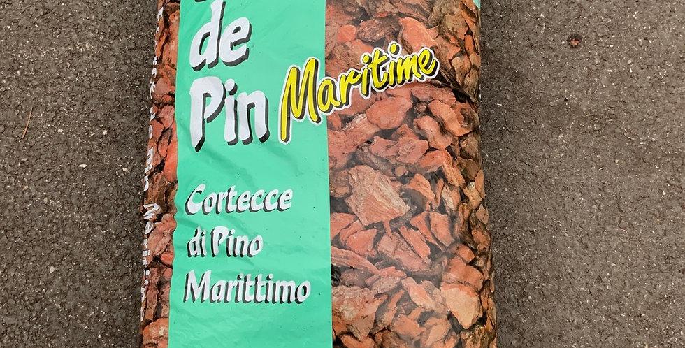 Écorce de pin maritime 50l