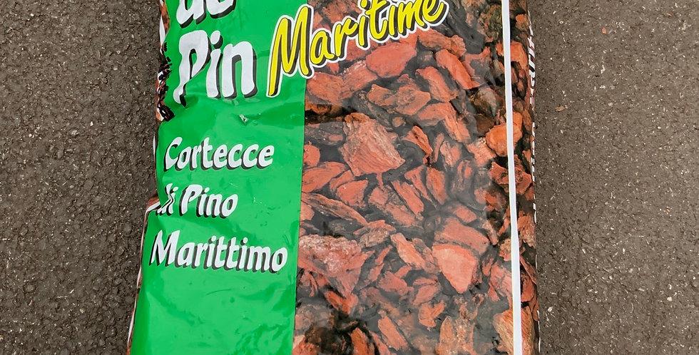 Écorce de pin maritime 70l