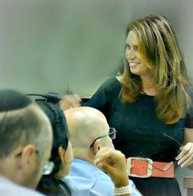 סדנת הלטיגטור כפרפורמר בלשכת עורכי הדין תל אביב