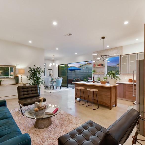 Berkeley: New Residence