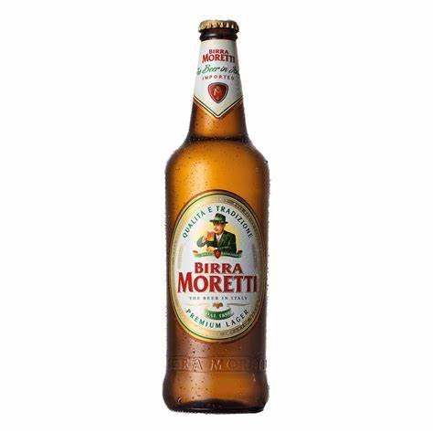 Birra Moretti L'Autentica 330ml
