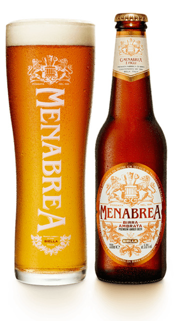 Menabrea Birra Ambrata 330ml