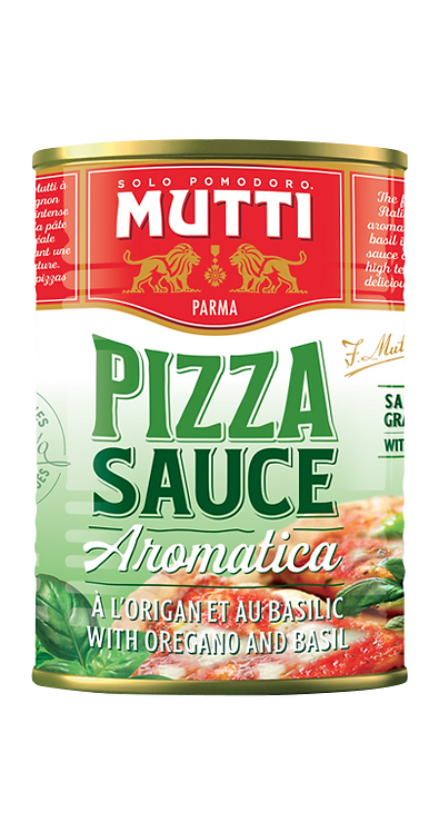 Mutti Pizza Sauce With Spices