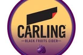 Carling Black Fruits Cider 50L Kegs