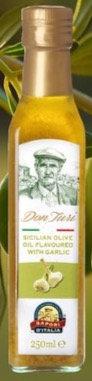 Sapori D'Italia Garlic Olive Oil 500ml