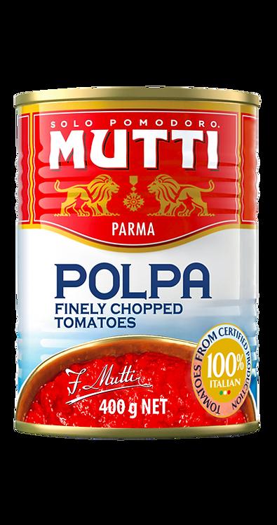 Mutti Finely Chopped Tomatoes