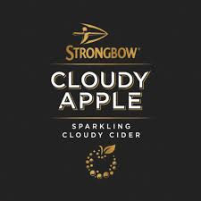 Strongbow Cloudy Apple Cider 30L & 50L Kegs
