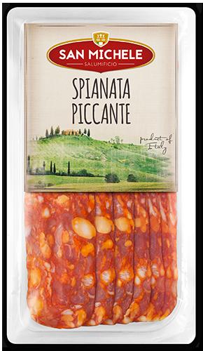 San Michele Spianata Piccante 120g