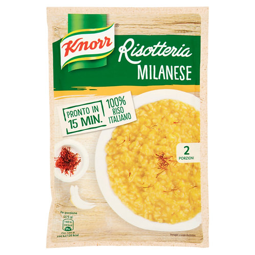 Knorr Milanese Risotto
