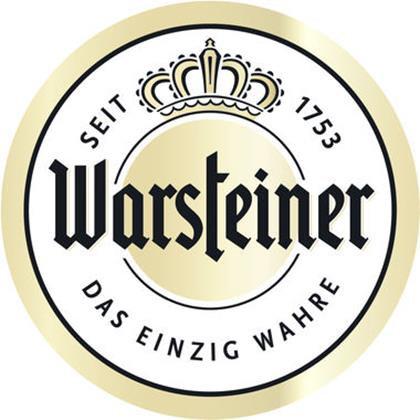 Warsteiner Lager 50L Keg