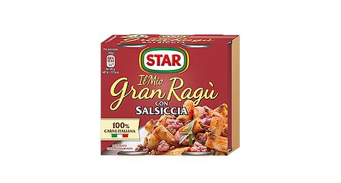 Star Sausage Ragu