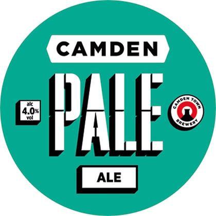 Camden Pale Ale 30L & 50L Kegs