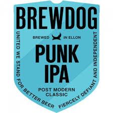BrewDog Punk IPA 50L Keg