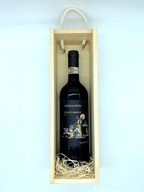 Deluxe Wine Bottle Gift Set