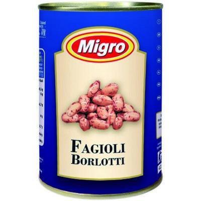 Migro Borlotti Beans 400g