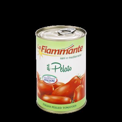 La Fiammante Italian Peeled Tomatoes