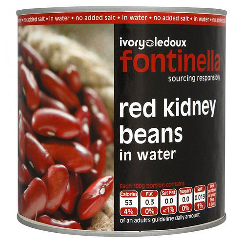 Fontinella Red Kidney Beans