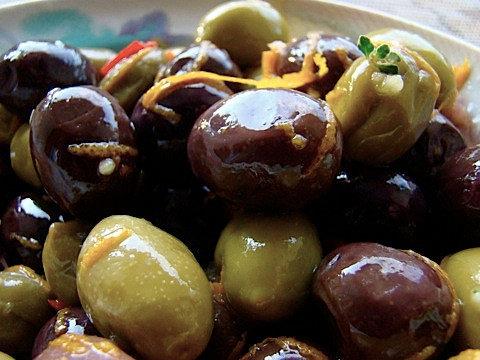 Mistoliva - Green & Black Mixed Olives 1kg
