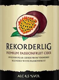 Rekorderlig Passionfruit 30L Keg