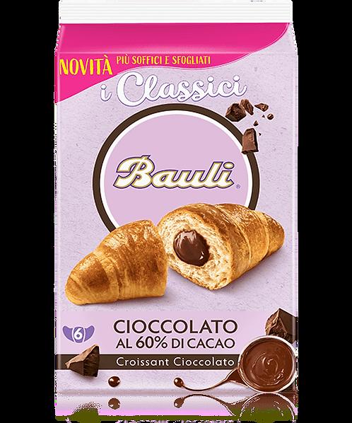 Bauli Chocolate Croissants 6 x 50g