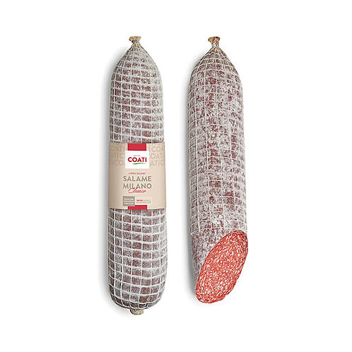 Coati Whole Salame Milano 3.4kg