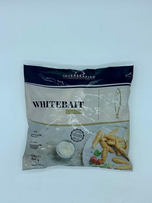 Whitebait & Coated 475g**