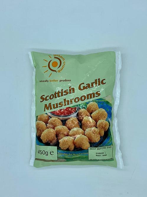 Garlic Mushrooms 450g