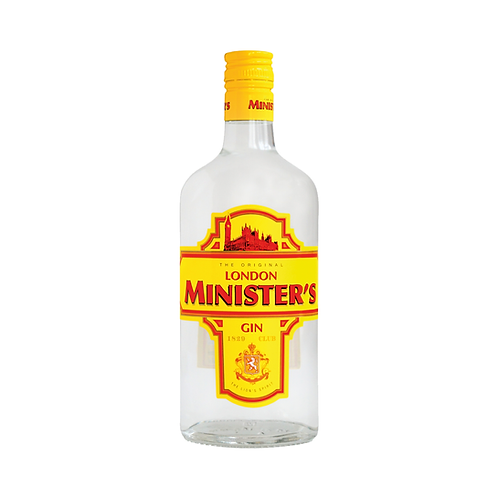 Minister London Gin 70cl 37.5%
