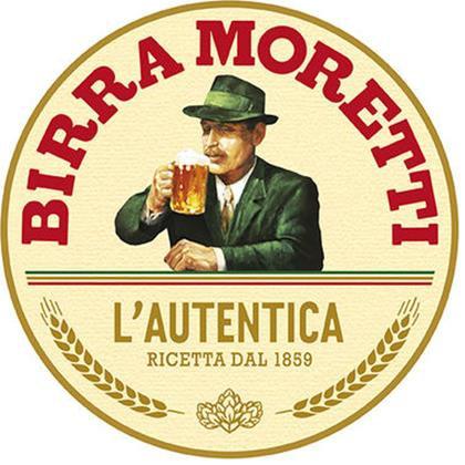 Birra Moretti Lager 30L & 50L