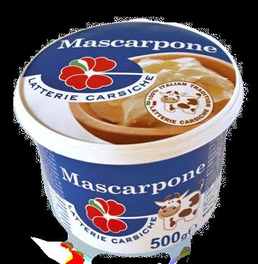 Latterie Carsiche Mascarpone 500g