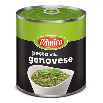 D'Amico Pesto Alla Genovese 800g