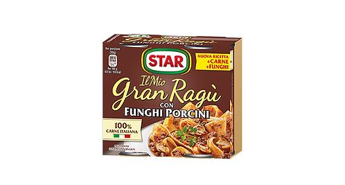 Star Mushroom Ragu