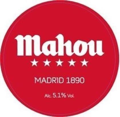 Mahou Lager 20L & 30L Kegs