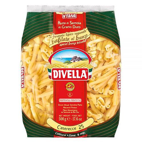 Divella Bronze-Extruded Caserecce No 25