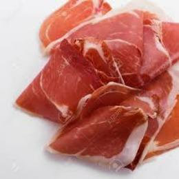 Sliced Prosciutto Crudo 125g