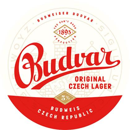 Budvar Budweiser Lager 30L & 50L Kegs