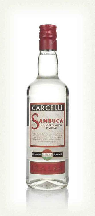 Carcelli Sambuca 70cl 35%