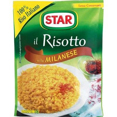 Star Milanese Risotto