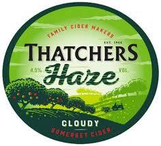 Thatcher's Haze Cloudy Cider 50L Keg