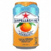 San Pellegrino Orange 330ml Can