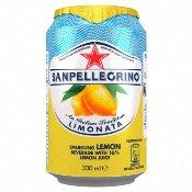 San Pellegrino Lemon 330ml Can