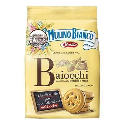 Mulino Bianco Baiocchi Cookies