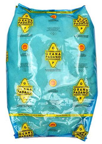 Grated Grana Padano 1kg