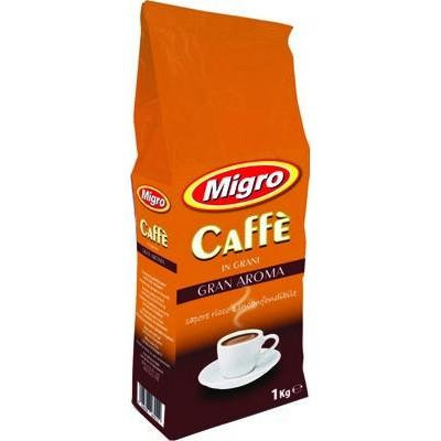 Migro Ground Coffee 1KG