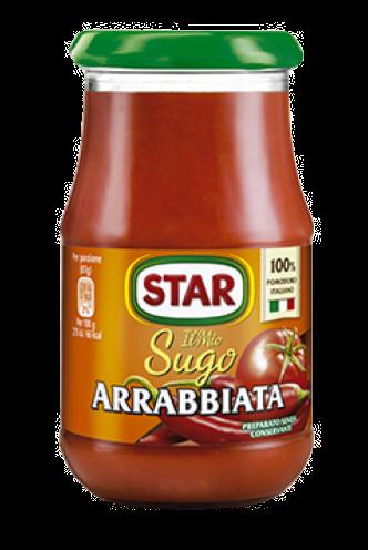 Star Spicy Chilli Tomato Sauce 350g