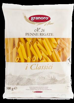 Granoro Penne Rigate No 26