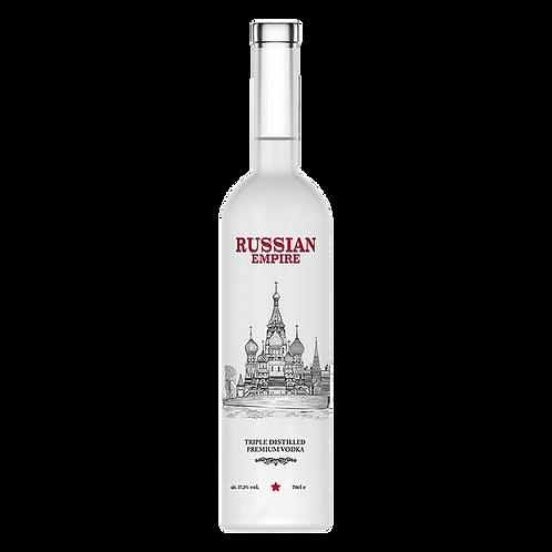 Russian Empire Vodka 70cl 37.5%